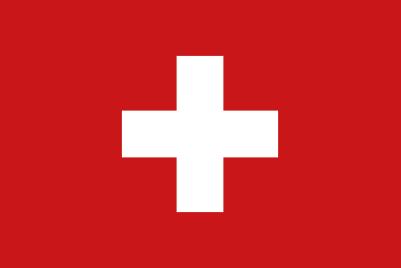 ฟรังค์สวิส เป็นธงประจำชาติ